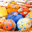Easter painting eggs — Stock Photo #37759505