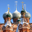 ChristiRussimonasteries and churches — Stock Photo #37823455