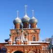 ChristiRussimonasteries and churches — Stock Photo #37823463