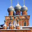 ChristiRussimonasteries and churches — Stock Photo #37823469