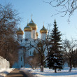 Christianity Russia, Yaroslavl city, Uspensky Cathedral — Stock Photo