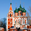 Stock Photo: ChristiRussichurch Archangel Michail, Yaroslavl city