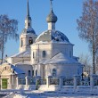 ChristiRussimonasteries and churches — Stock Photo #37823901