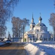 ChristiRussimonasteries and churches — Stock Photo #37823903