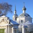 ChristiRussimonasteries and churches — Stock Photo #37823921