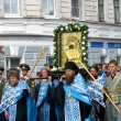 Stock Photo: Religious procession