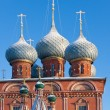 Stock Photo: Christianity church in Russia, Kostromcity