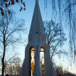 Christian Russian monasteries and churches - chapel in Yaroslavl city — Stock Photo