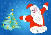 Santa Claus — Fotografia Stock