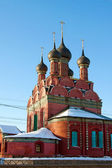 Christian Russian monasteries and churches — Photo