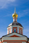 Christianity monastery — Stock Photo