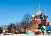 Christianity church in Russia, Kostroma city — Photo