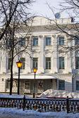 Historisk arkitektur i kostroma, rysk stad — Stockfoto
