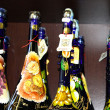 Stock Photo: Souvenir production - bottles with wine and liquors San-marino
