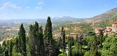 Italy. Tivoli. Villa de Este — Stock Photo