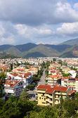 The popular resort city of Marmaris in Turkey — Stock Photo