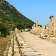 Antiquity greek city - Ephesus. — Stock Photo #38917687