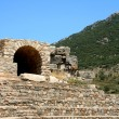 Ephesus. Amphitheater — Stock Photo #38917757