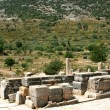 Ephesus. Amphitheater — Stock Photo #38917759