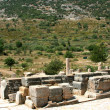 Ephesus. Amphitheater — Stock Photo