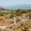 Antiquity greek city - Ephesus. — Foto de stock #38917767