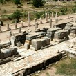 Ephesus. Amphitheater — Stock Photo #38917771