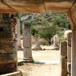 Stock Photo: Antiquity greek city
