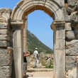 Antiquity greek city - Ephesus. — Foto de stock #38917809