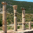 Antiquity greek city - Ephesus. — Stock Photo #38917815