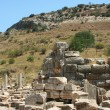 Antiquity greek city - Ephesus. — Stockfoto #38917859