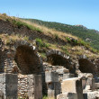 Antiquity greek city - Ephesus. — Stock Photo #38917871