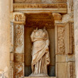 Antiquity greek city - Ephesus. — Stockfoto #38917939