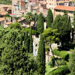 Stock Photo: Italy.Tivoli. Villd'Este