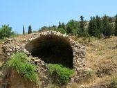 Ciudad griega de la antigüedad - éfeso. — Foto de Stock