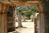 Antiquity greek city — Stock Photo
