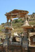 Antiquity greek city - Ephesus. — Stock Photo