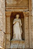 Antiquity greek city - Ephesus. — 图库照片