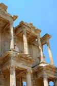 Ephesus. First Library — Stock Photo