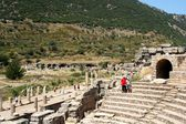 Ephesus. Amphitheater — Stock Photo