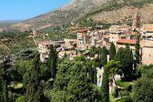 Italy.Tivoli. Villa d'Este — Stock Photo
