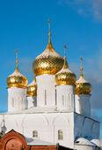 Kostroma, Bogoyavlensky monastery — Stock Photo