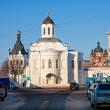 Stock Photo: Russia, Kostromsky area, church