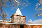Kostroma, Ipatievsky monastery — Stock Photo