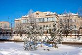 Russian town Kostroma city — Stock Photo