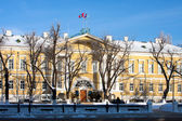 Russian town Kostroma city, administration — Stock Photo