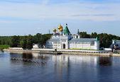Rusland, kostroma stad, ipatiev-klooster — Stockfoto