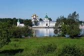 Russia, Kostroma city, Ipatievsky monastery — Stock Photo