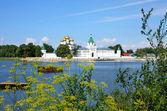 Rosja, miasto Kostroma, klasztor Ipatievsky — Zdjęcie stockowe