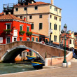 Italy. Venetian architecture — Stock Photo