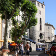Antibes city, France — Stock Photo